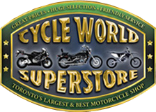 Cycle World Superstore Logo